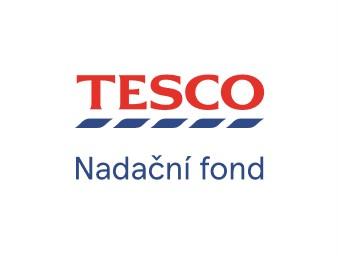 Nadacni fond Tesco 2019 logo