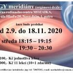 Jóga kurz NJ 2.9. - 18.9. 2020