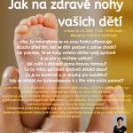 Jak na zdravé nohy vašich dětí